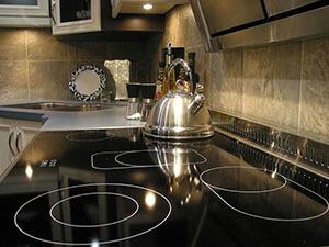 Ремонт электрических плит горение на дому